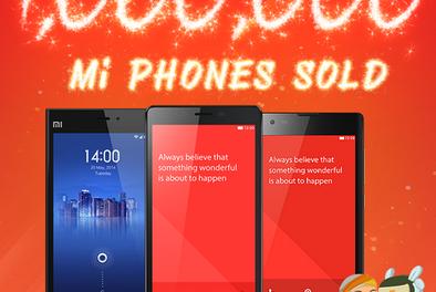 1-milion-de-smartphone-uri-Xiaomi-vandute