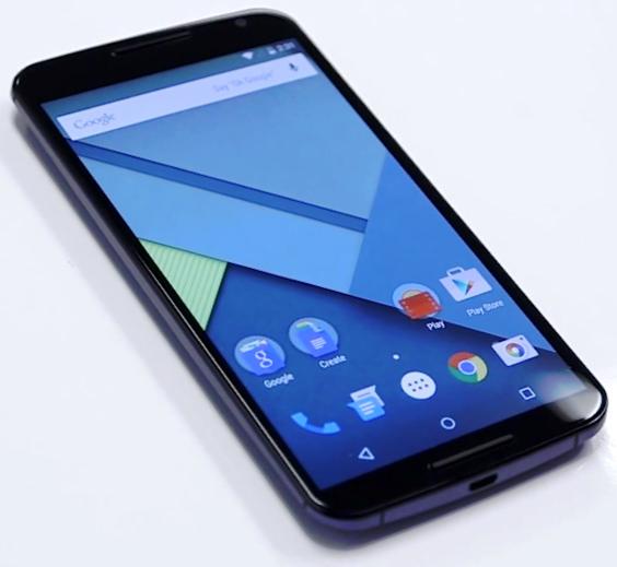Google-Nexus-6