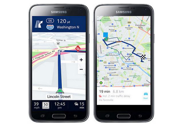 Nokia-Here-Maps-pentru-Android
