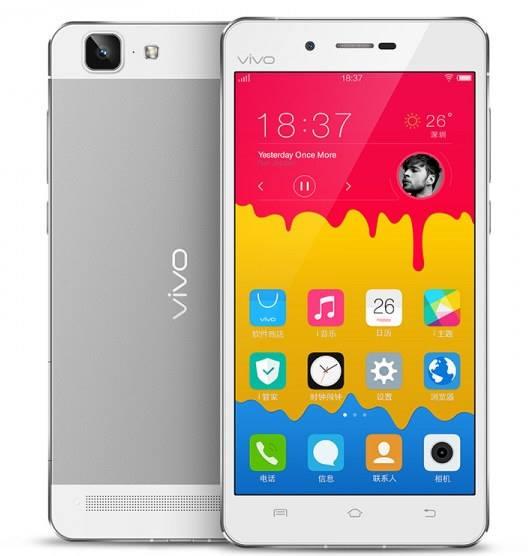 Vivo X5 Max – smartphone de 4,75mm cu mufa audio