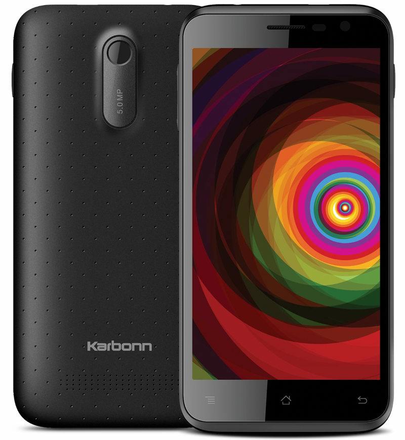 Karbonn Titanium Dazzle - un smartphone cu un pret uimitor de 88 de dolari