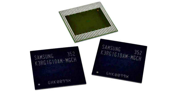 Samsung DDR4 RAM