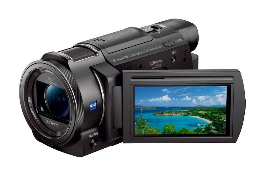 Sony HDR-AX33