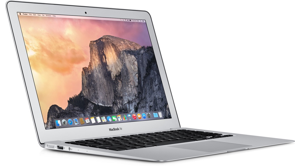 MacBook Air cu display Retina