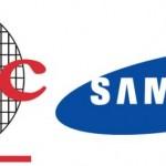 TSMC & Samsung logo