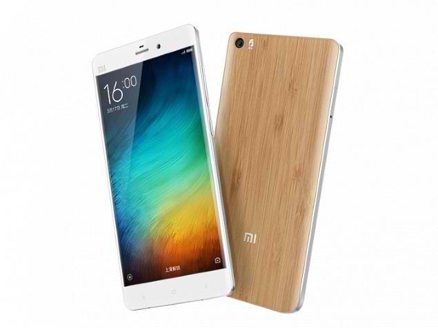 Compania Xiaomi a lansat un smartphone din bambus