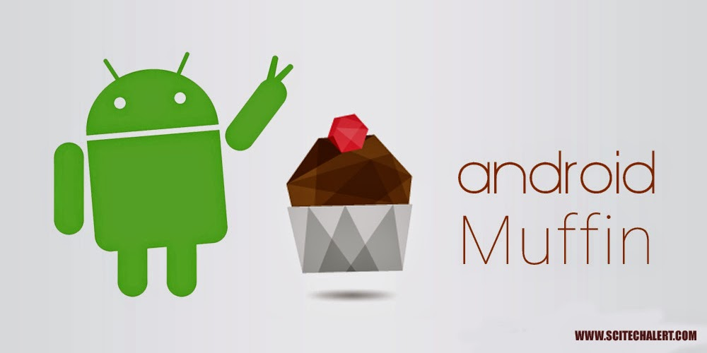 Android 6.0 Muffin logo
