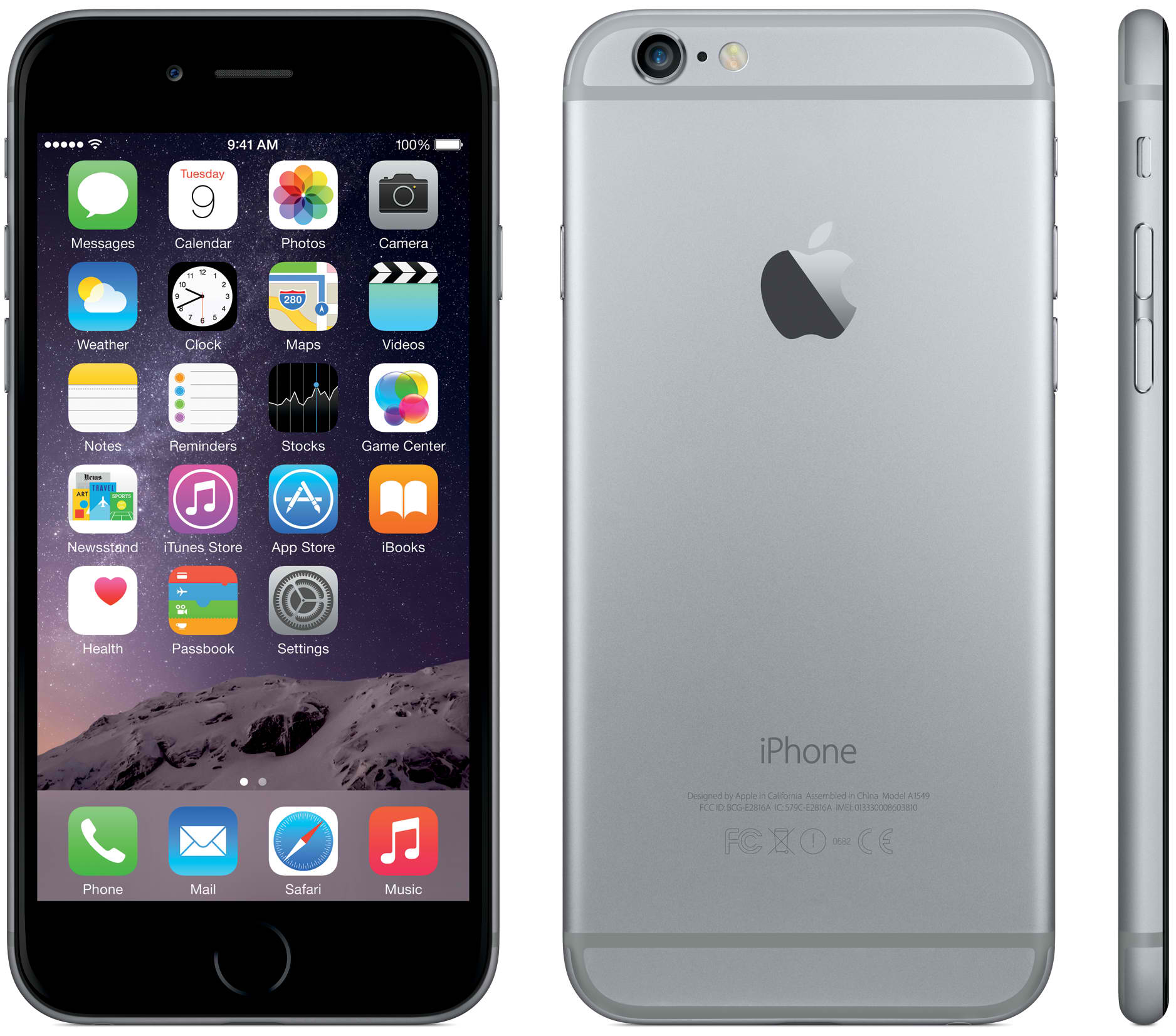 Apple iPhone 6 Plus - Apple a vandut 61,2 milioane de iPhone-uri in primul trimestru