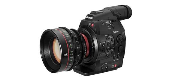 Canon EOS C300 Mark II - o camera pentru producatori de film seriosi care va costa 20 000 de dolari