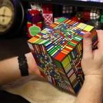Cub Rubik 17X17x17