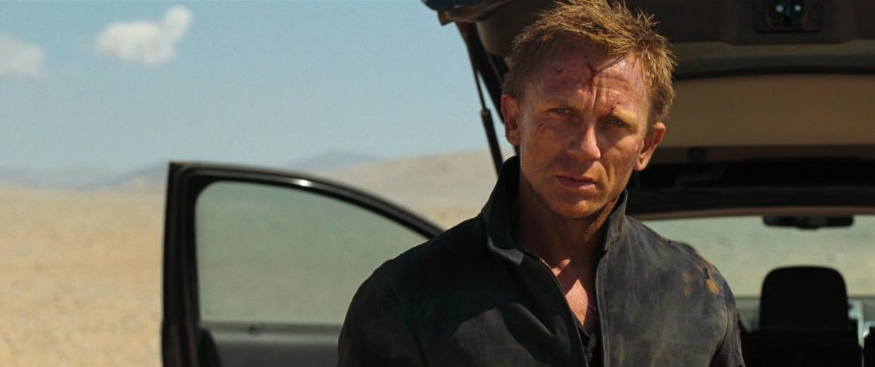 Daniel Craig - Quantum of Solace