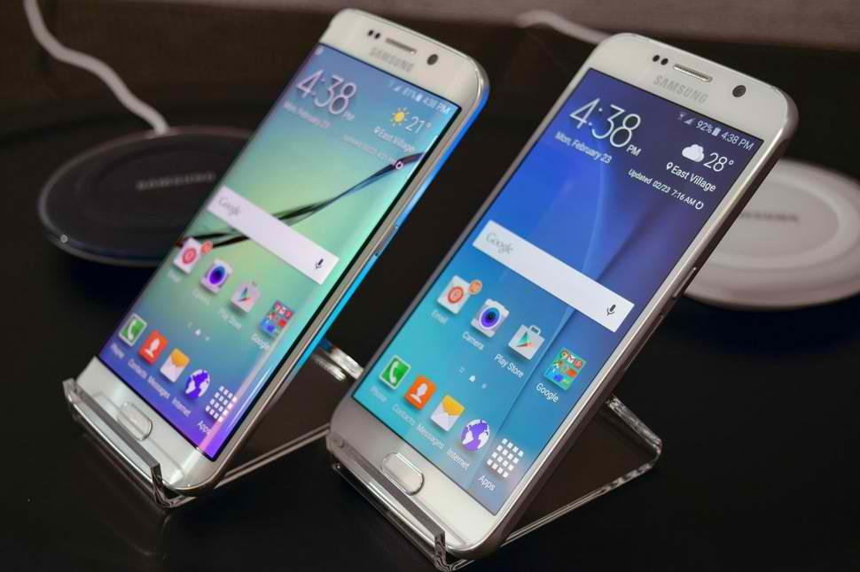 Galaxy S6 vs Galaxy S6 Edge