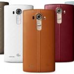 LG G4 Recapitularea zvonurilor