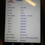 LG G4 Snapdragon 808 leak