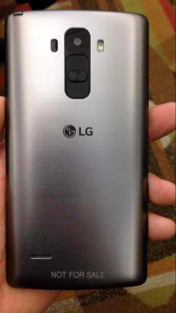 LG G4 spate