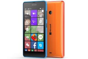 Microsoft anunta Lumia 540 Dual-SIM