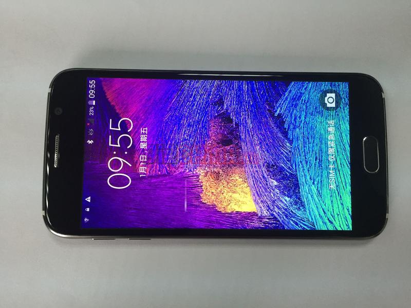 No. 1 Galaxy S6