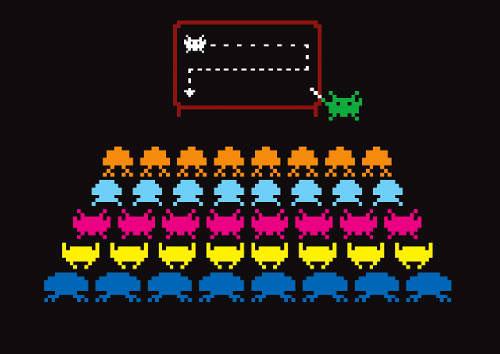 Google a creat un computer care se poate juca Space Invaders