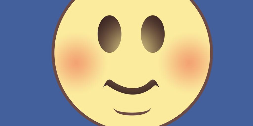 "Facebook a eliminat emoticonul ""feeling fat"""