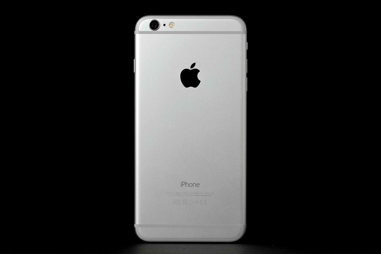 iPhone 6 Plus - senzor de camera Sony