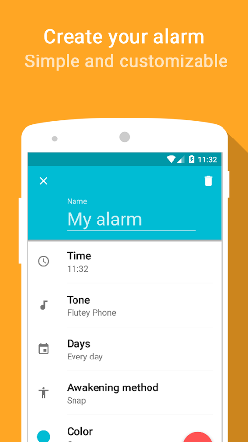 Aplicatia care te obliga sa-ti faci selfie ca sa opreasca alarma de dimineata