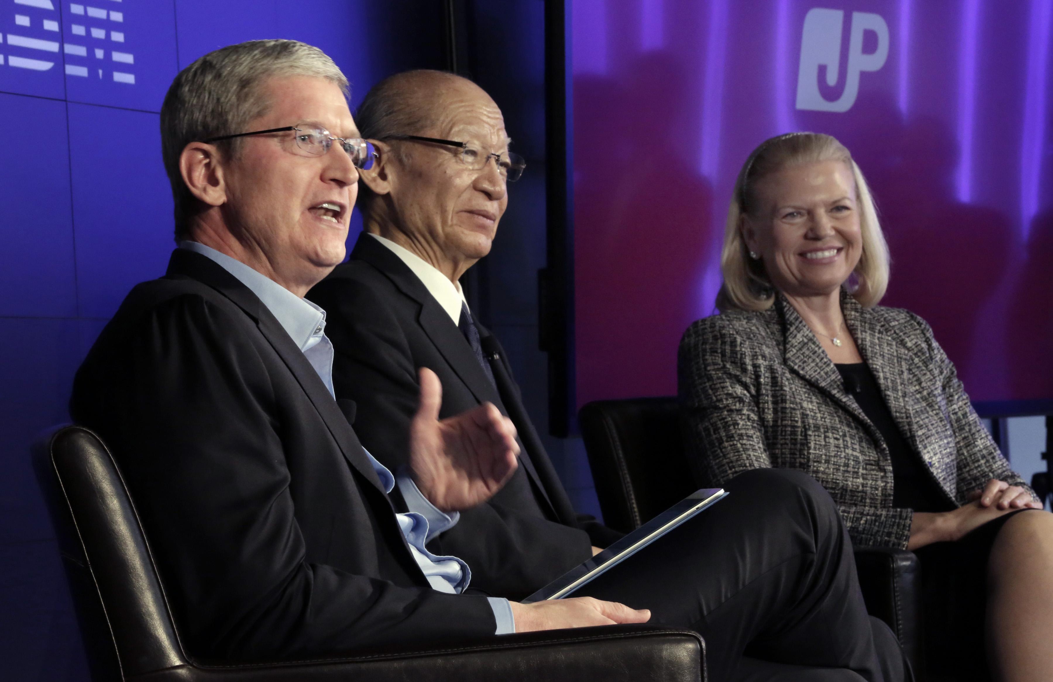 Apple si IBM colaboreaza cu Japan Post pentru a le usura viata celor in varsta