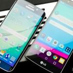 Care smartphone este mai rapid dintre LG G4 si Galaxy S6