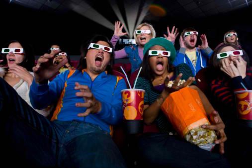 Filmele 3D iti cresc puterea creierului
