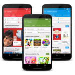 Google Play Store primeste noi caracteristici si devine mai family-friendly