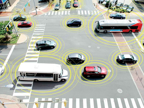 In viitor, masinile din Statele Unite vor vorbi intre ele