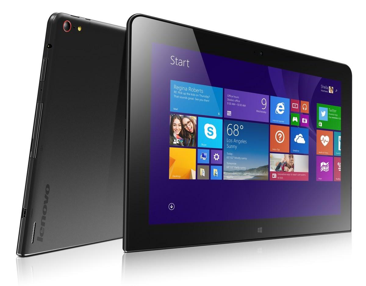 Lenovo dezvaluie noua tableta ThinkPad 10 care va fi un rival pentru Microsoft Surface 3