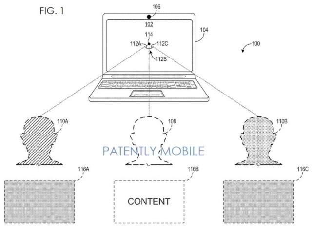 Microsoft are un patent care ii va impiedica pe curiosi sa se uite peste umarul tau
