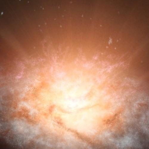 O galaxie de 300 de milioane de ori mai stralucitoare decat Soarele