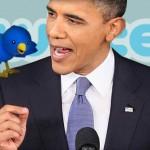Obama obtine 1 milion de urmaritori pe Twitter in doar 5 ore
