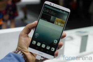 Se spune ca Huawei lucreaza la un Nexus in stil Mate 8 si la propriul sistem de operare