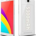 Smartphone-ul cu bateria de cea mai mare capacitate