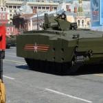 Tancul Rusiei care va fi controlat in stil PlayStation