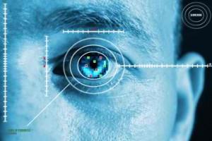 Un smartphone primeste scanare de iris pentru plati mobile
