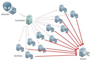 Un tanar de 17 ani a lansat un atac DDoS asupra retelei scolii sale