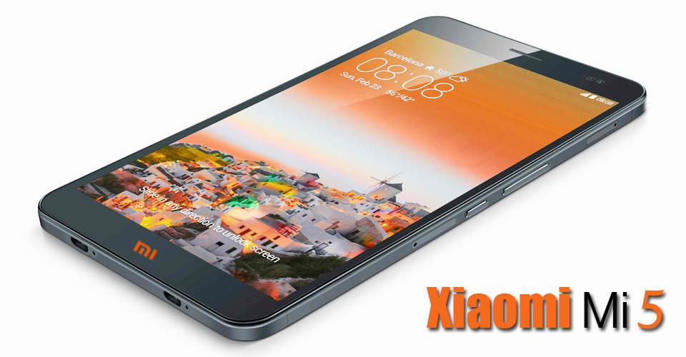 Xiaomi Mi 5 va veni probabil cu niste specificatii impresionante