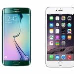 iPhone 6 si Galaxy S6 intr-un test de viteza WiFi