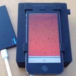 iPhone-ul poate fi folosit pentru a detecta parazitii din substanta hematologica