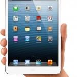 Apple a retras tableta iPad mini