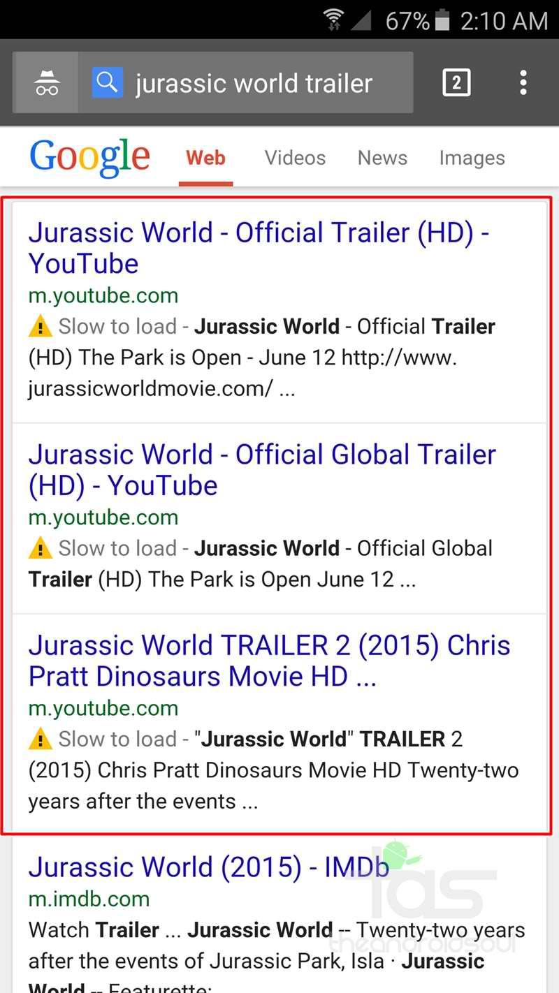 De acum, Google ii va avertiza pe utilizatori de paginile web care se incarca mai greu