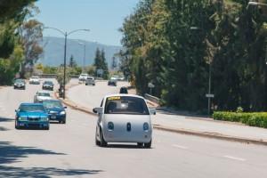 Google isi testeaza masinile fara sofer pe drumurile publice din California