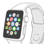 LG ar putea fi singurul furnizor de displayuri pentru urmatoarea generatie de Apple Watch