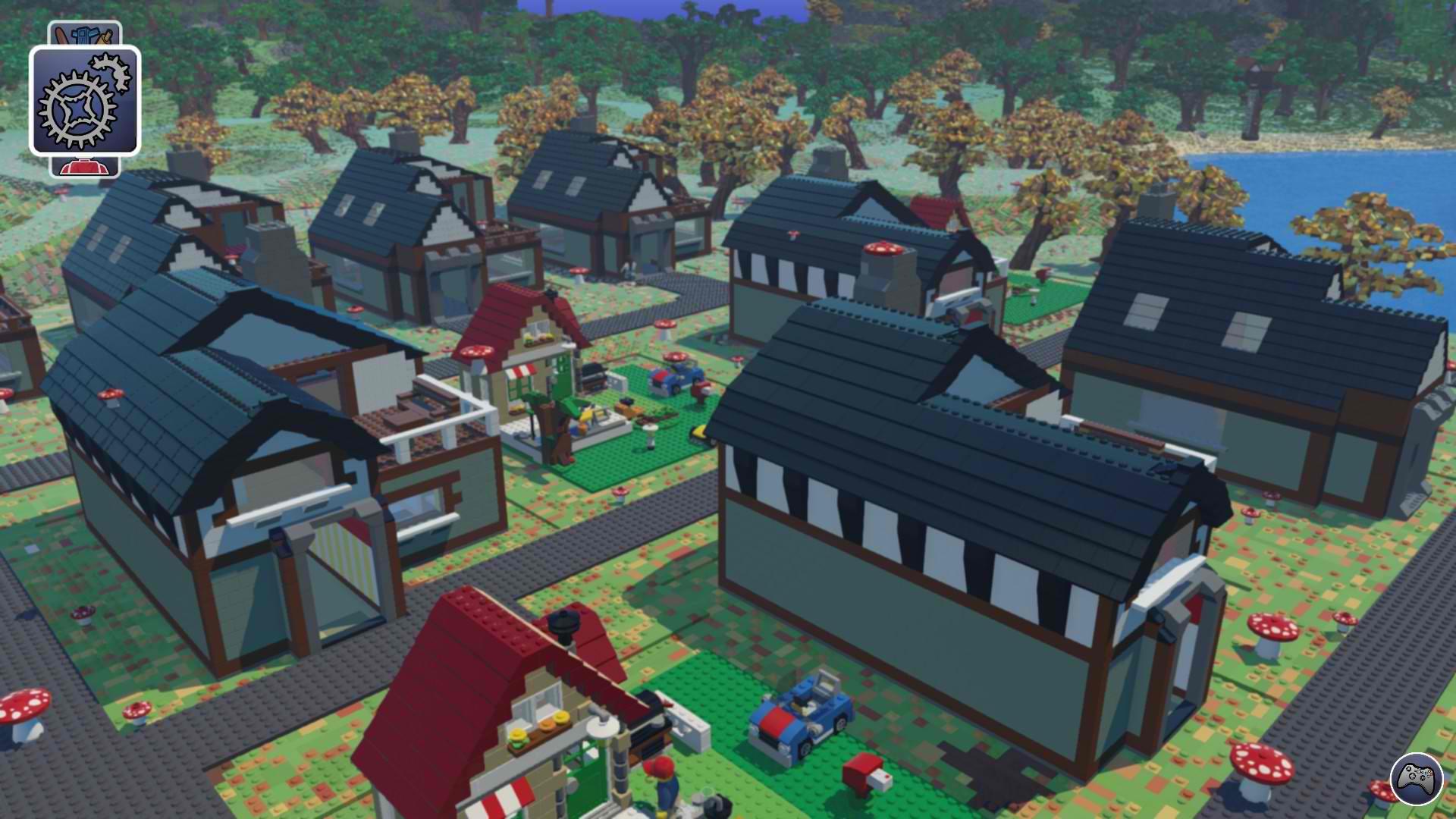Lego lanseaza un joc rival pentru Minecraft denumit Lego Worlds