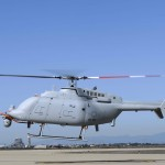 Marina Americana testeaza o noua varianta de drona-cercetas cu capabilitate de tragere