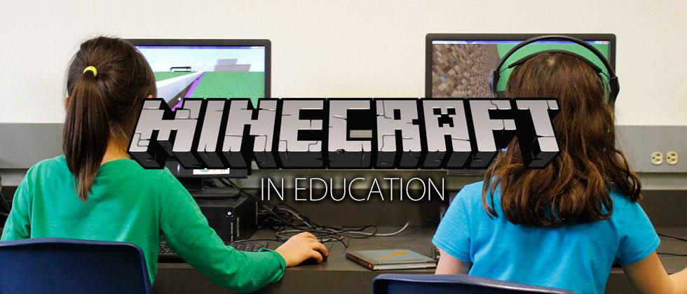Microsoft ii va ajuta pe profesori sa foloseasca Minecraft in clasa