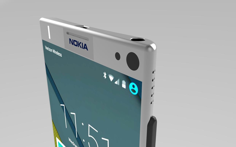 Nokia se va intoarce pe piata smartphone-urilor in 2016